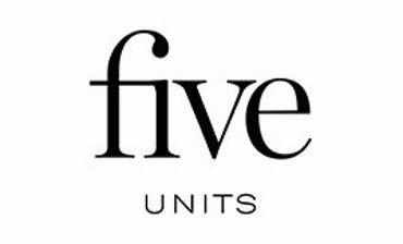 Billede til producenten Five Units