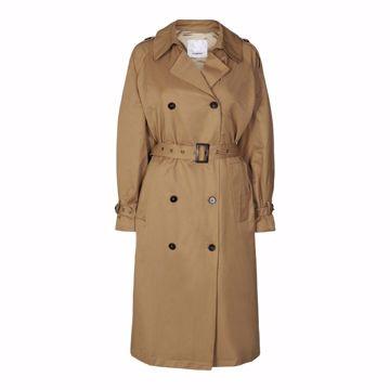 Felicia trenchcoat khaki Co'Couture