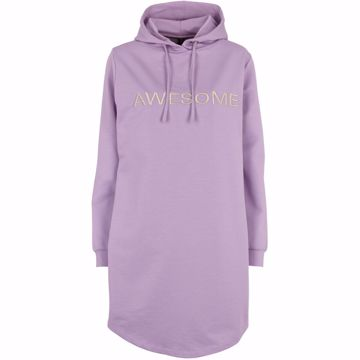 Malle sweat dress Lavendel Prepair