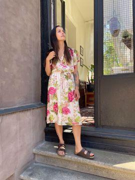 Tacy rose dress Mos Mosh