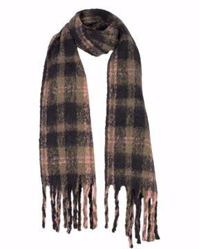 Nubombay Check scarf Nümph